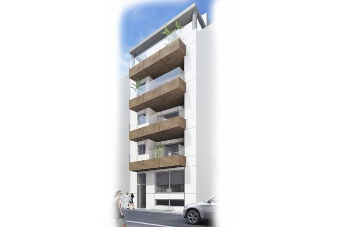 Apartment - New Build - La Mata - La Mata