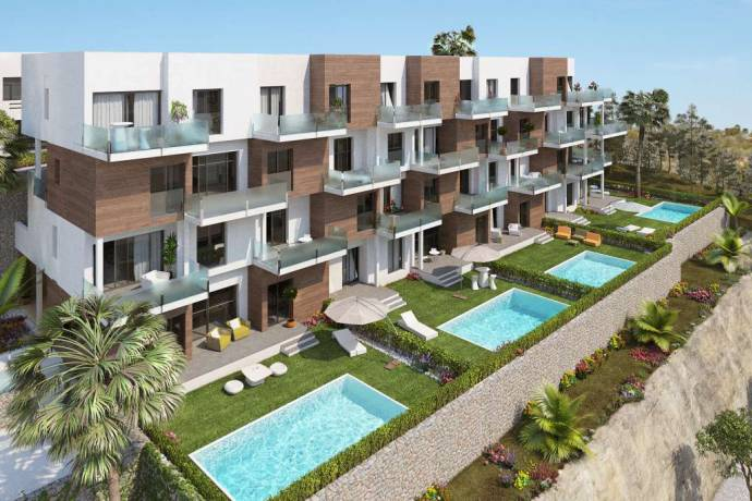 Apartment - New Build - Las Ramblas Golf - Las Ramblas Golf