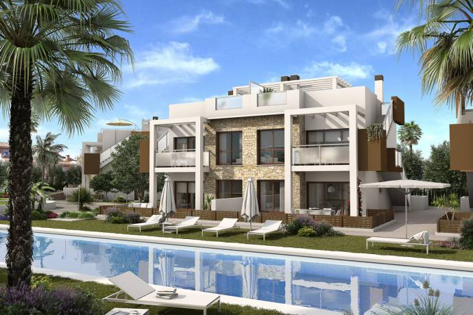 Apartment - New Build - Torrevieja - Los Balcones de Torrevieja