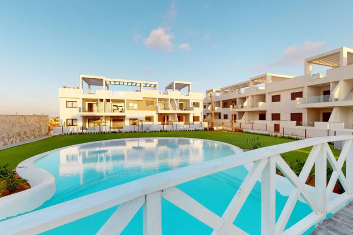 Appartement - Neuf - Torrevieja - Los Balcones