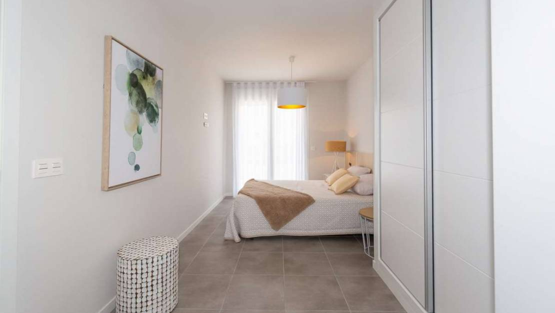 Neuf - Appartement - Denia