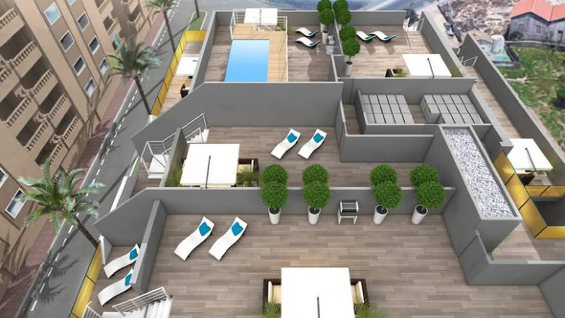 Neuf - Appartement - Torrevieja