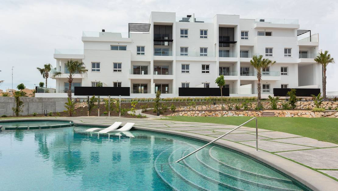 New Build - Apartment - Torrevieja - Los Altos Punta Prima