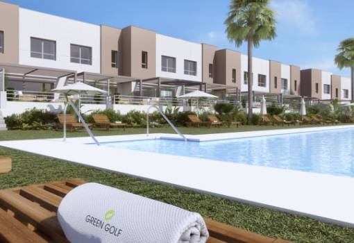 Villa - New Build - Estepona Golf - Estepona Golf