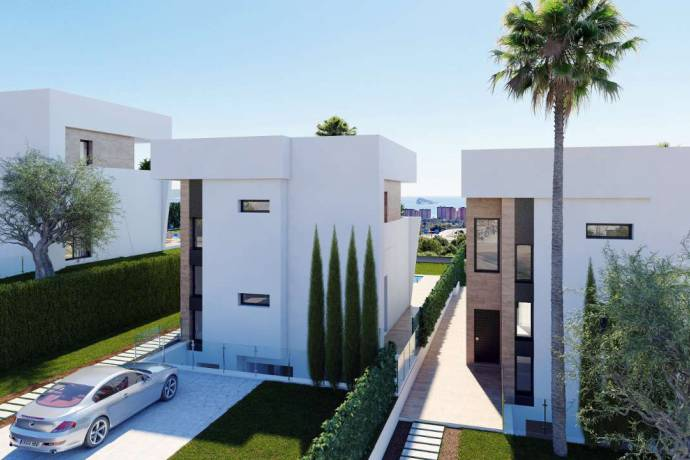Villa - New Build - Finestrat Hills - Finestrat Hills
