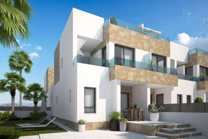Villa - New Build - Villamartín - Villamartín
